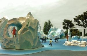iceburgs scene